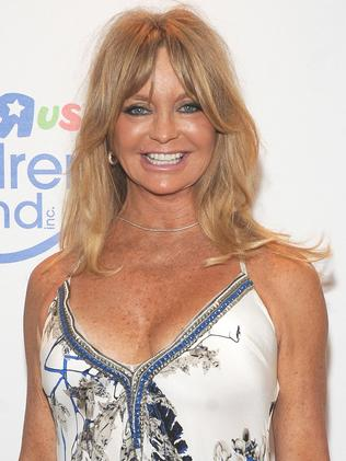 Actress Goldie Hawn. Picture: Brad Barket/Getty Images