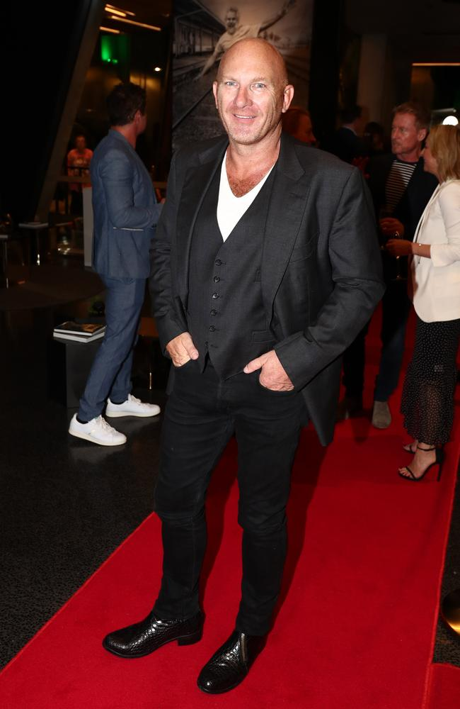 Australian chefs Matt Moran, Maurice Terzini and Justin Hemmes have vowed to cut off 'B-listers' who try to use their status to eat for free. Picture: Chris Hyde/Getty Images
