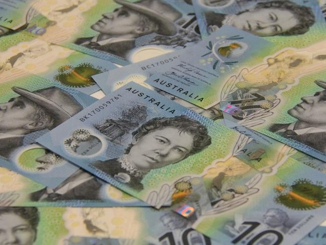 The design of Australia's new $10 note has been unveiled.