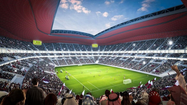 The stadiums should be completed by 2020