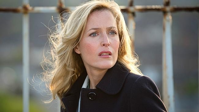 The Fall starring Gillian Anderson.
