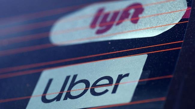 Uber loss shows ride-hailing giant struggling with competition