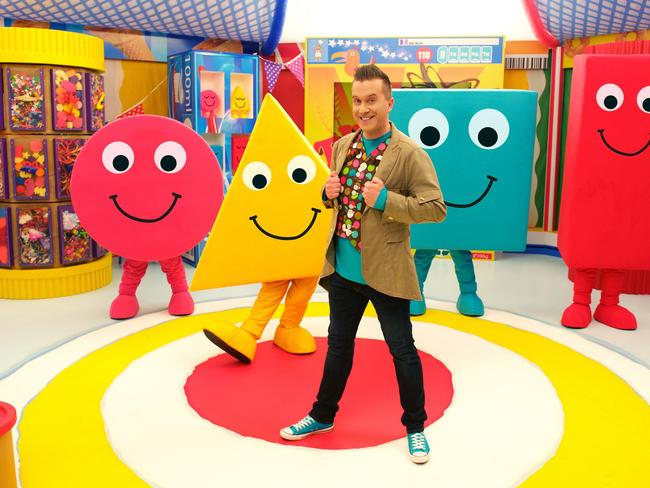 Mister Maker and his sidekicks are headed to Sydney. Picture: Supplied