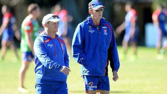 It's expected that Kevin Walters will be names Broncos assistant coach. Picture by Peter Lorimer.