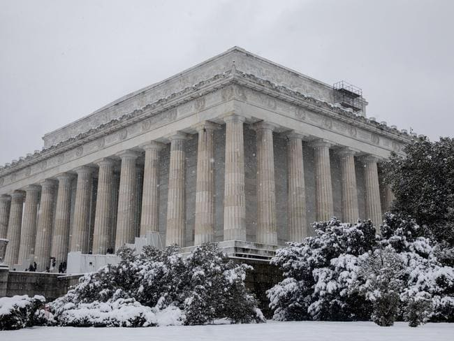 He also allegedly planned to blow up the Lincoln Memorial. Picture: Tasos Katopodis/Getty Images
