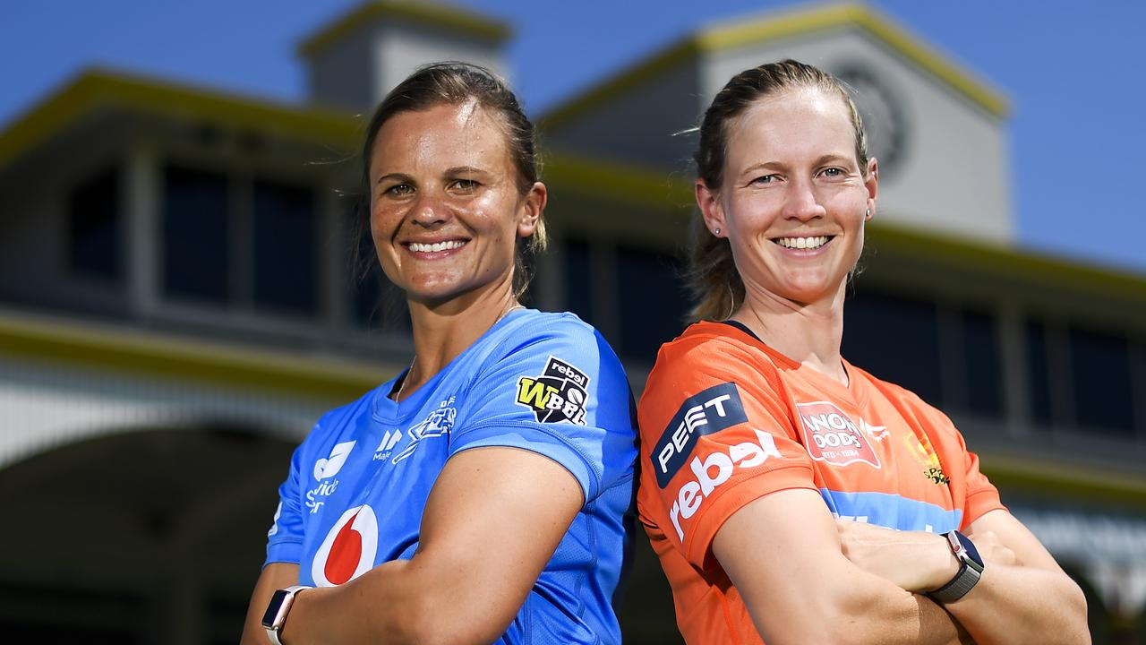 Suzie Bates (left) and Meg Lanning will do damage with bat in hand.