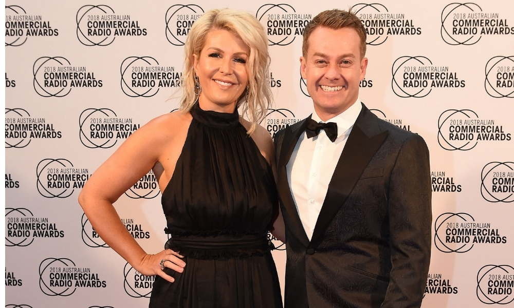 Chezzi Denyer breaks down remembering Grant Denyer's terrible accident