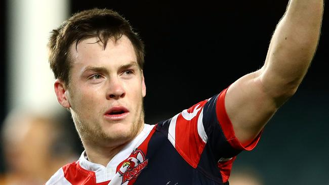 Luke Keary of the Roosters.