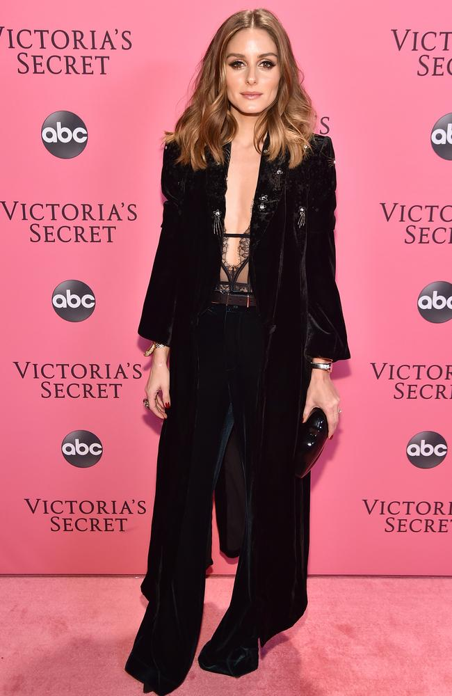 Olivia Palermo managed to make a piece of Victoria's Secret lingerie chic. That is quite a feat.