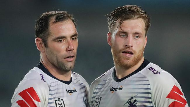 Nrl 2020 Melbourne Storm Considers Radical Cameron Smith Move