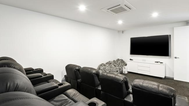 And home theatre.