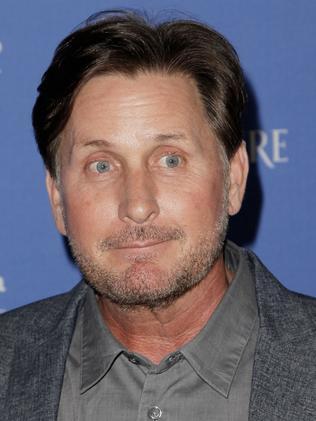 Emilio Estevez in January 2018.