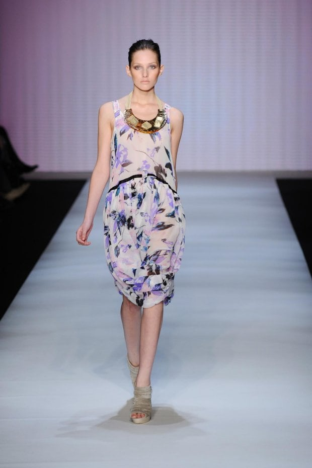 Zimmermann Australian Fashion Shows Spring/Summer 2009/10