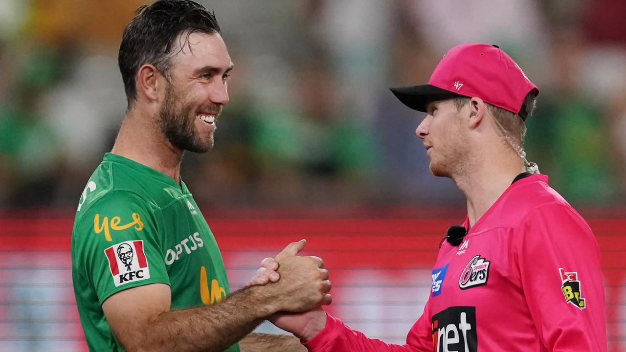 Glenn Maxwell could be back playing with Steve Smith for Australia in South Africa.