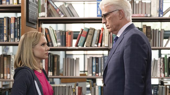 The Good Place's forthcoming fourth season will be its last (Colleen Hayes/NBC via AP)