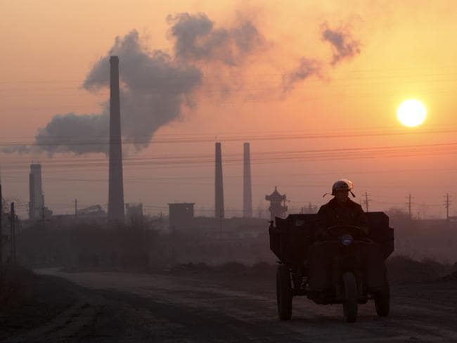 Researchers say eastern China accounts for at least 40 to 60 per cent of the global rise in CFC-11 emissions. Picture: Qilai Shen/Bloomberg