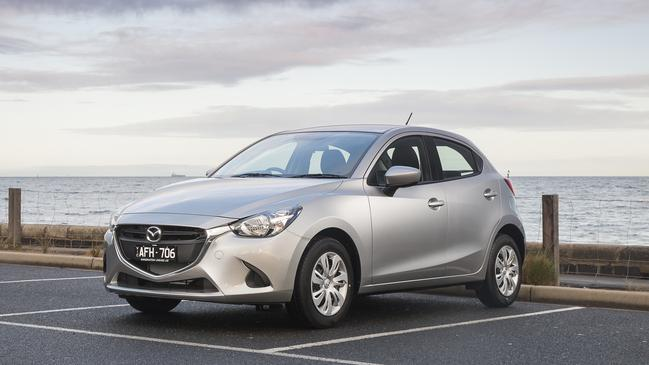 A Mazda 2 similar to this one broke down seven times in two years for one customer.