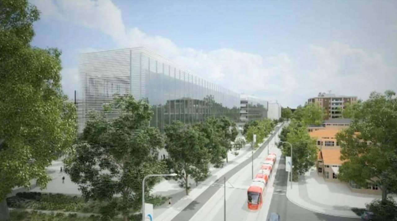 Parramatta Light Rail construction to begin in 2019