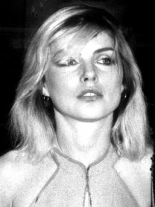 At Blondie's commercial peak in 1981. Picture: Supplied.