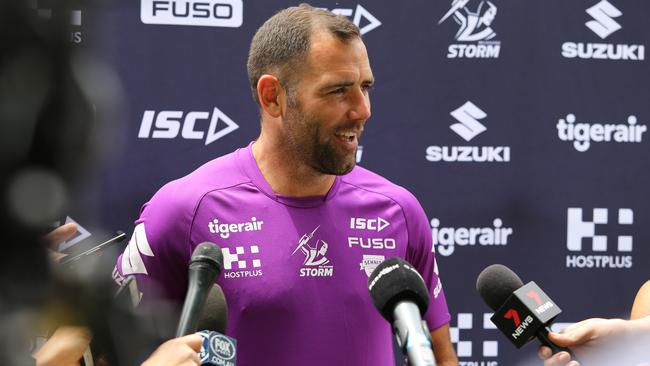 Cameron Smith is always a popular SuperCoach player.