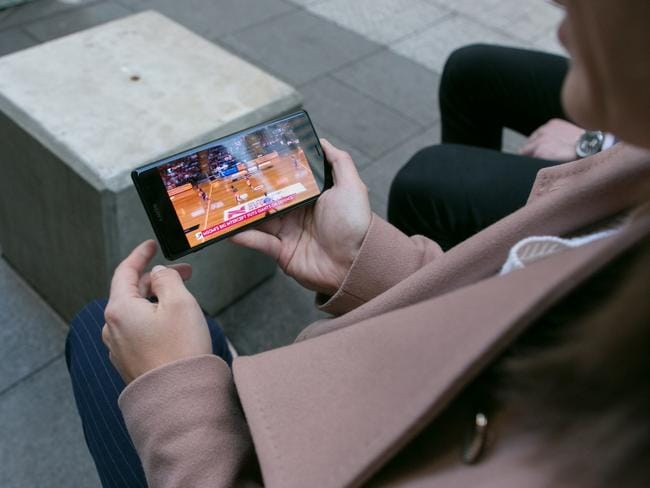 Some people were spending $500 a month churning through data streaming on their phones.