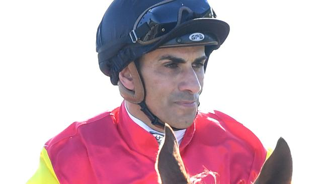 Jockey Jeff Penza has some good rides early on the card at Nowra. Picture: AAP