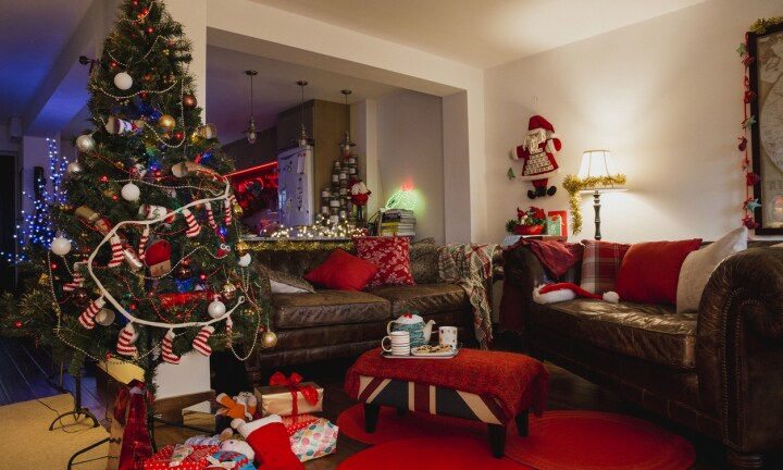 Woman says it's 'distasteful' to take photos of your children's gifts