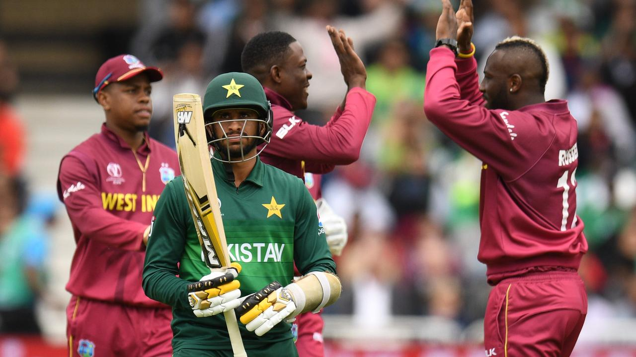 Image result for pakistan vs west indies world cup 2019
