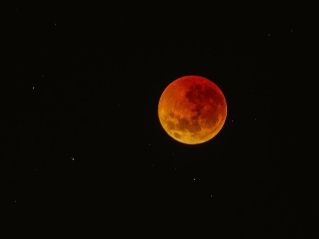 blood moon 2018 australia adelaide - photo #11