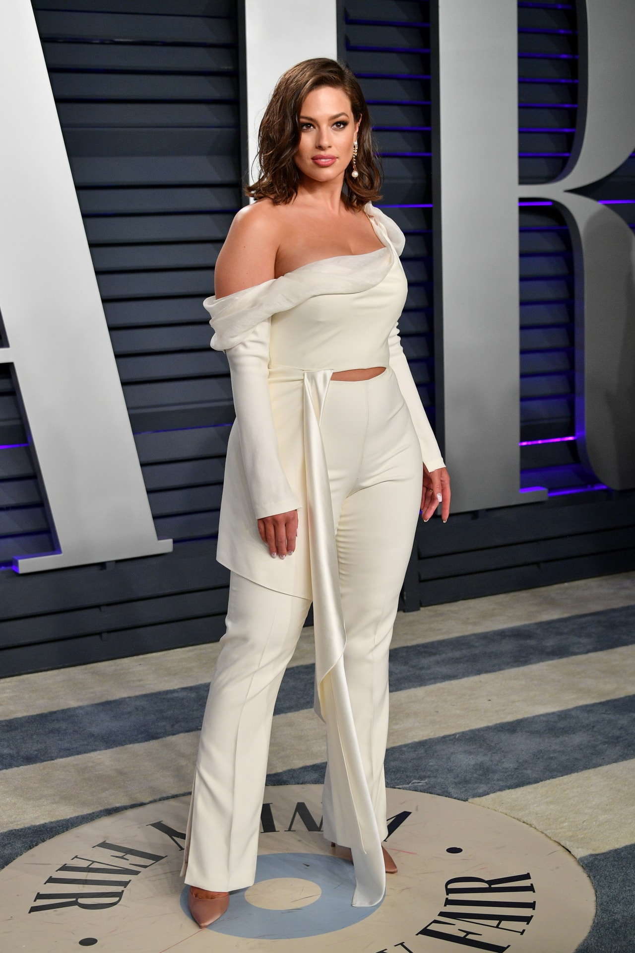 Ashley Graham shares her body positivity secrets