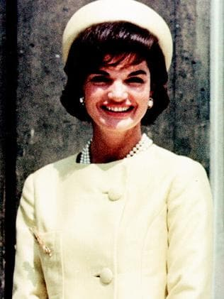 Former US first lady Jacqueline (Jackie) Kennedy Onassis. Picture: Supplied