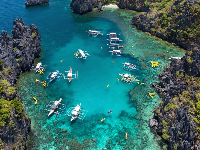 The Small Lagoon's name really undersells it. Picture: iStock