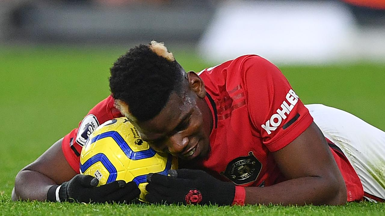 Paul Pogba returned from a lengthy injury layoff.