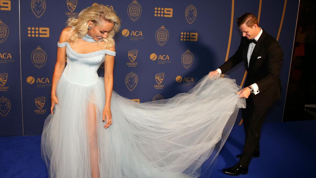 Allan Border Medal: Allan Border Medal Blue Carpet 2018: Best Dressed WAGs