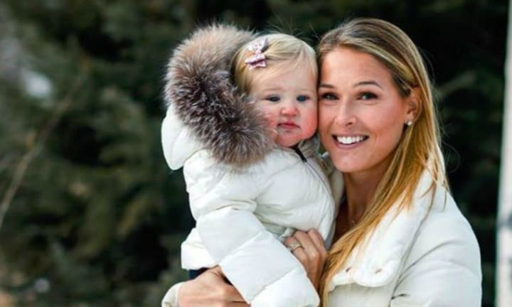 Bode Miller's wife Morgan posts devastating photo of the day her daughter died