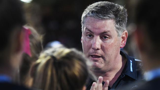 Carlton coach Damien Keeping. (Photo by Mark Brake/Getty Images)