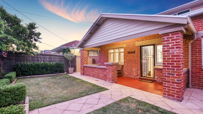 12 Scarborough Street, Somerton Park. Supplied by Harris Real Estate.