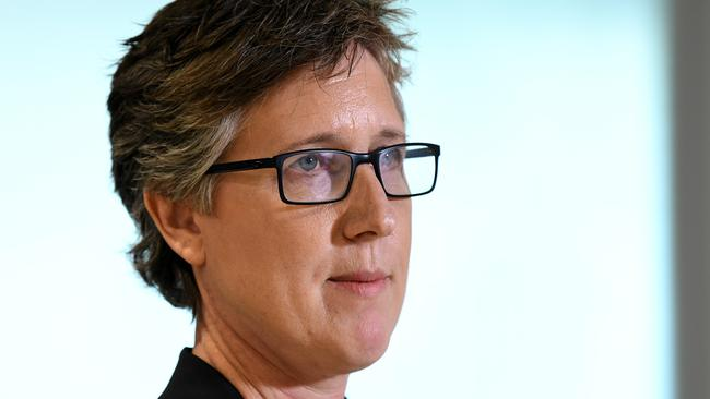 Australian Council of Trade Unions secretary Sally McManus. Picture: AAP