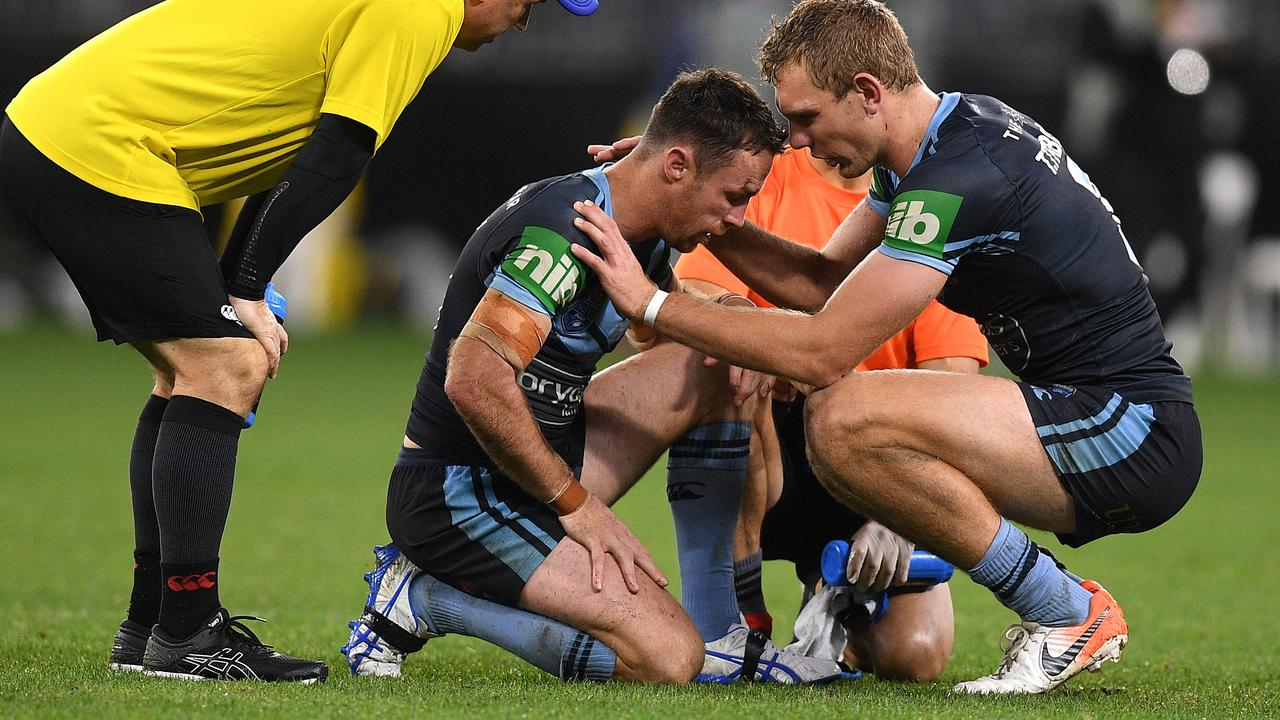 James Maloney was targeted by some negative tactics in Origin II.