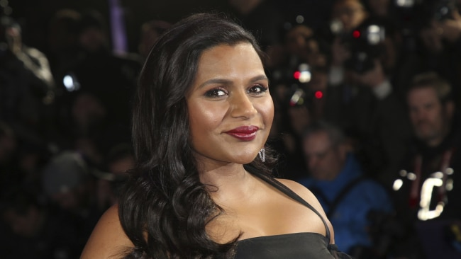 Mindy Kaling is rocking the thornback life. Source: Getty