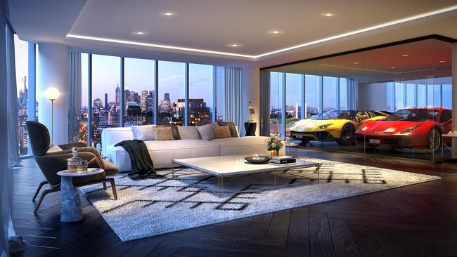 20 Storey Melbourne Apartment Tower Will Let You Park Your