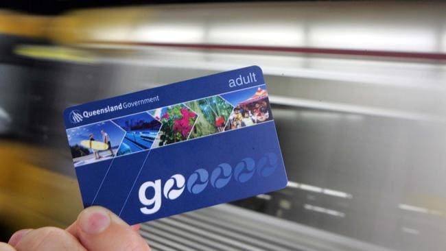 It's a no Go for single trip smartcards in Brisbane and the Gold Coast.