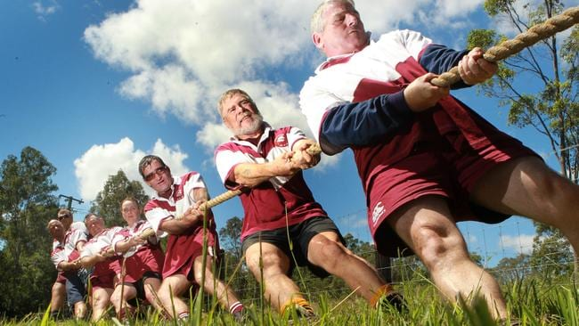 Could tug of war make an Olympic return after a century?