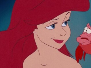 Sebastian's just trying to warn you girl! Photo: The Little Mermaid