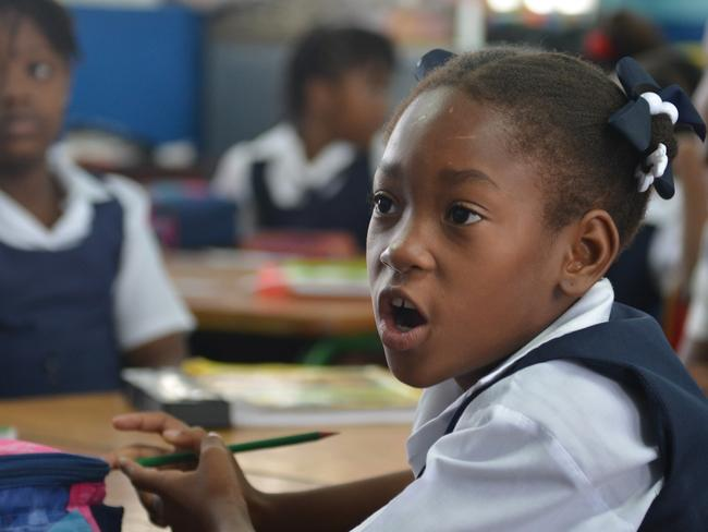 Women and girls have higher levels of academic achievement in the Caribbean.