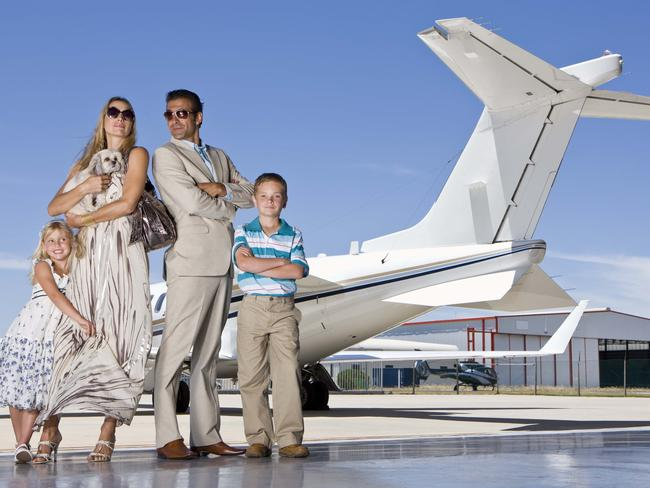 Could the jetset lifestyle one day be yours?