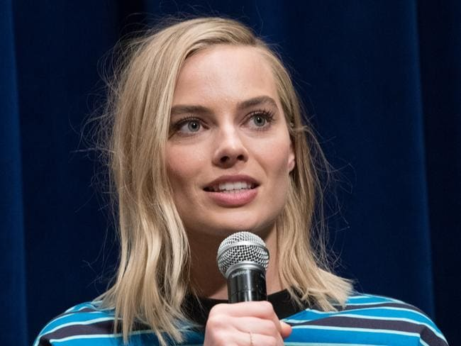 Margot Robbie starred in and co-produced the biopic I, Tonya.