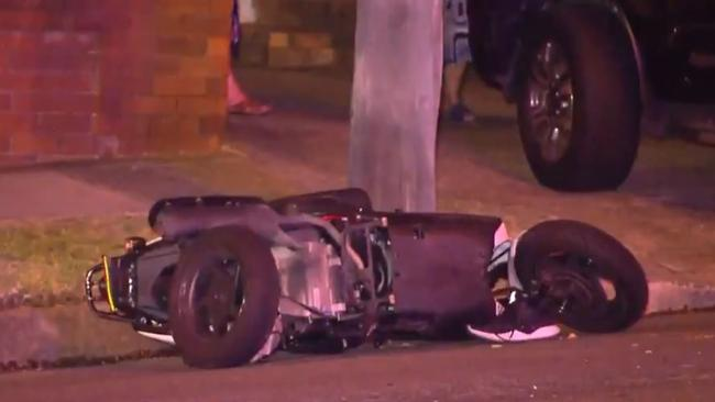 The driver and the passenger travelling on a motor scooter have tragically died after an accident in Kingsgrove.