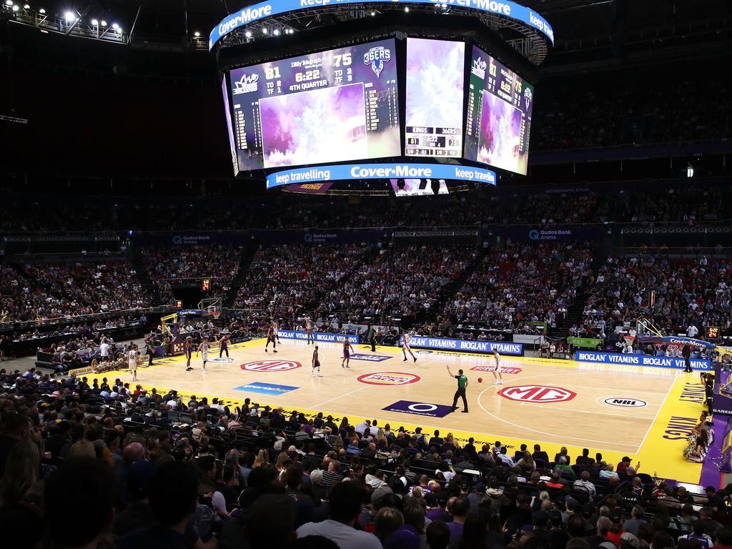 NBL Rd 1 - Sydney v Adelaide