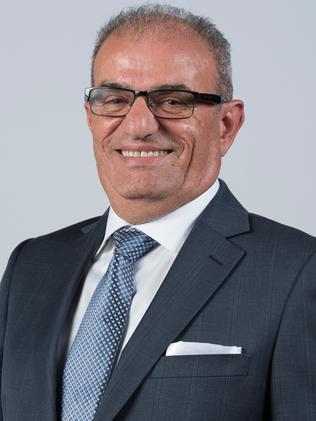 Strathfield Liberal Mayor Antoine Doueihi.